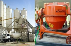 peralatan pencampur beton