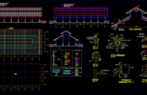 rencana pabrik