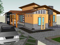desain perencanaan rumah