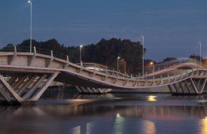 lendutan pada jembatan