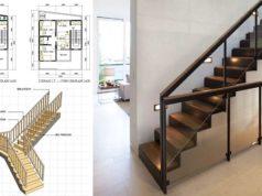 definisi, konstruksi, dan perhitungan tangga