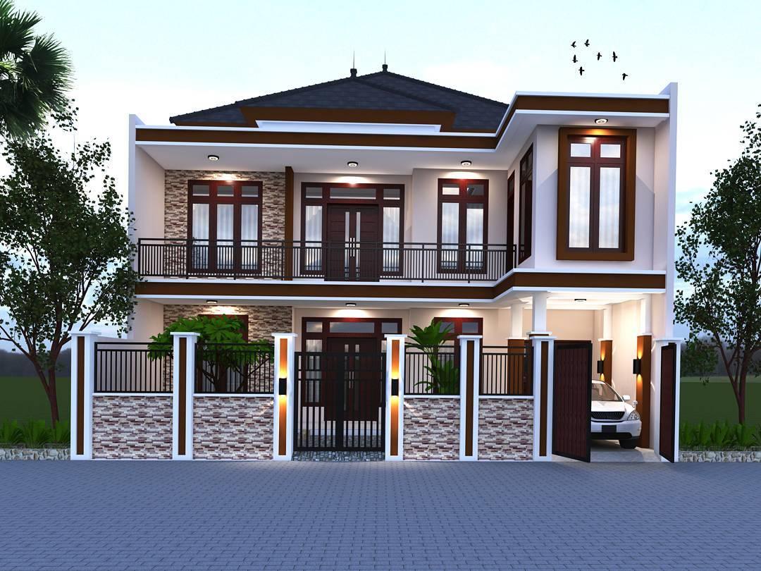 Inilah 4 Desain Rumah Modern, Keren dan Elegant