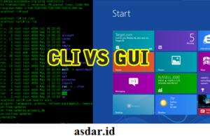 CLI dan GUI ok