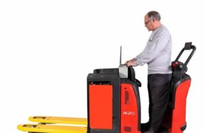 hand pallet truck electric