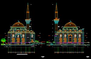 masjid turki