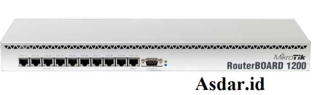 router rackmount