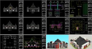 desain masjid al-marwan