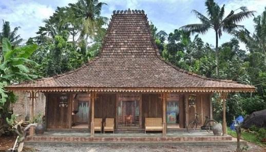 Atap Rumah Joglo