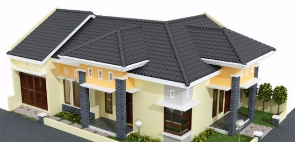 Atap Rumah Limas