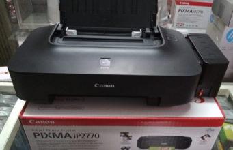 driver printer canon pixma ip2770
