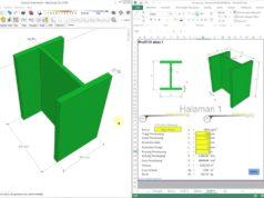 menghitung luas, volume, & berat profil bahan