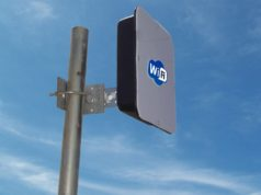 antena pemancar wifi outdoor jarak jauh