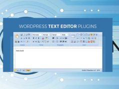 plugin text editor wordpress terbaik