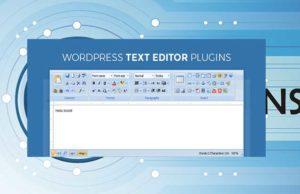 plugin text editor wordpress terbaik