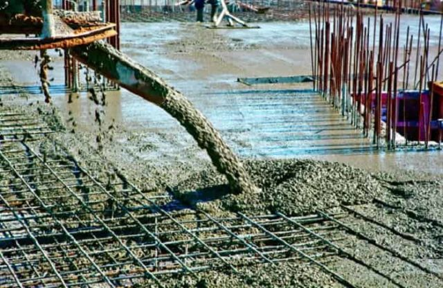sifat dan karakteristik campuran beton