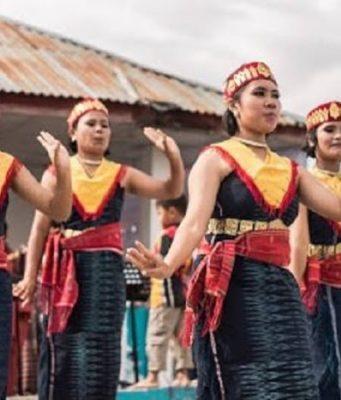tari tradisional sumatera utara
