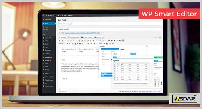 wp smart editor
