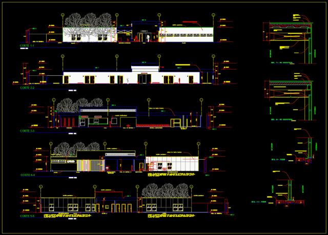 desain proyek rumah sakit
