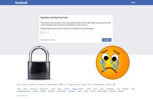 membuka akun facebook yang menggunakan verifikasi nomor yang tidak aktif