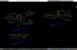 detail hubungan konstruksi baja