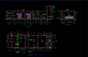 detail ruang kontrol