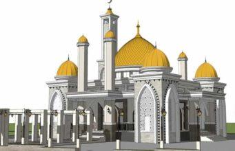 masjid ar-rahman skp