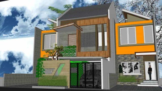 rumah mewah dan minimalis skp