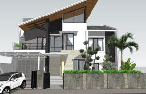 rumah rico minimalis