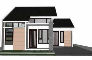 rumah type 50 skp
