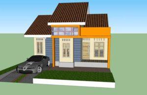 rumah minimalis type 70 skp