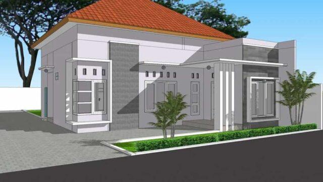 rumah minimalis type 100 skp