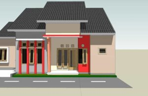rumah minimalis type 90 skp