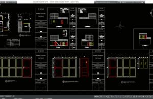 rumah konsep industrial 6mx9m